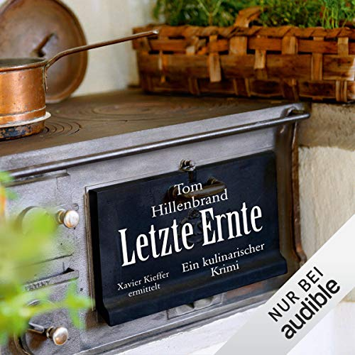 Letzte Ernte audiobook cover art