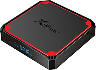 Nano Classic X96 MINI+ TV BOX Android 9.0 Amlogic S905W4 2GB/16GB 4K TV Box 2.4G+5G WIFI LAN Satellite Receiver