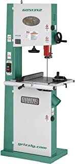 """Grizzly Industrial G0513X2-17"""" 2 HP Bandsaw w/Cast-Iron Trunnion"""