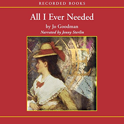 All I Ever Needed audiobook cover art