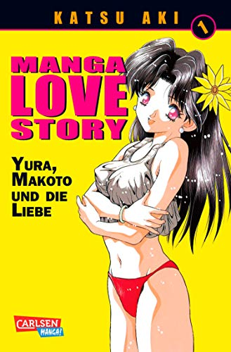 Manga Love Story 1