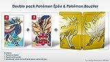 Pokémon Epée & Pokémon Bouclier Double Pack