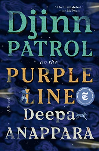 Djinn Patrol on the Purple Line: A Novel (English Edition)