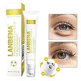 Peptide Wrinkle Eye Serum Anti-Puffiness Eye Roller Massages for Remove Fine Lines Dark Circle Eye Bag+Skin Anti-Aging Moisturizing+ Anti Fatigue Edema