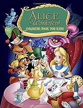 Alice in Wonderland Coloring Book: Fun Coloring Books For Fan Alice in Wonderland