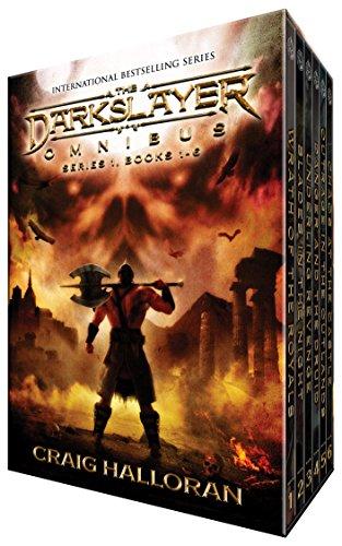 The Darkslayer Omnibus: (The Darkslayer Series 1, Books 1 - 6)