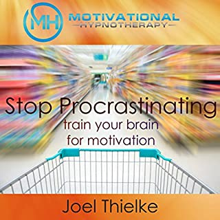 Stop Procrastination Now cover art