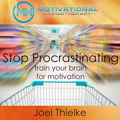 Stop Procrastination Now     Train Your Brain for Motivation with Self-Hypnosis and Meditation              By:                                                                                                                                 Joel Thielke                               Narrated by:                                                                                                                                 Joel Thielke                      Length: 57 mins     68 ratings     Overall 4.7