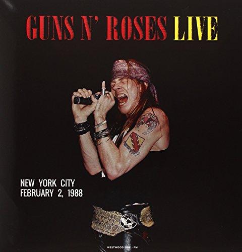 Live in Ny City 02.02.1988 [Vinyl LP]