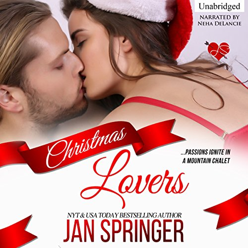 Christmas Lovers cover art