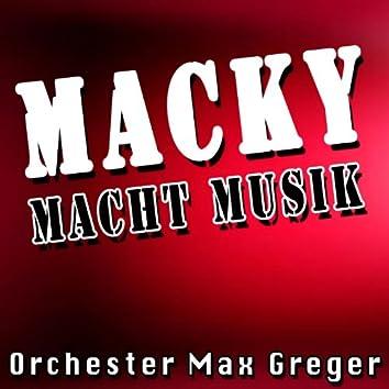 Macky macht Musik