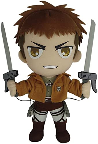 Great Eastern Attack on Titan Jean Kirstein 25,4cm Peluche