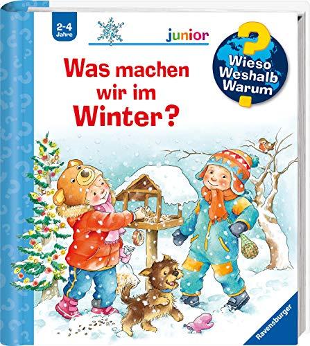 Wieso? Weshalb? Warum? junior: Was machen wir im Winter? (Band 58) (Wieso? Weshalb? Warum? junior, 58)