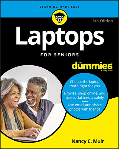Image OfLaptops For Seniors For Dummies (English Edition)