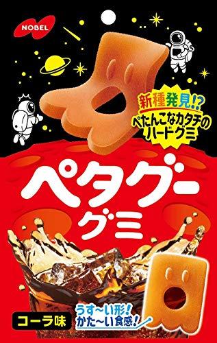 ノーベル製菓『ペタグーグミ コーラ』