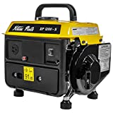 XtremepowerUS 1200W Portable Generator Emergency RV Camp Engine Air Cooling System,...