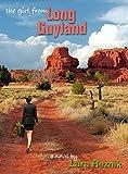 book cover art for The Girl From Long Guyland by Lara Reznik