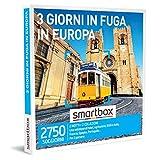 Smartbox - 3 Giorni in Fuga In Europa - Cofanetto Regalo...
