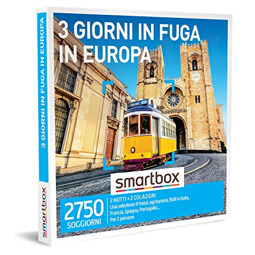 Cofanetti regalo - Smartbox - RegaliMania.it