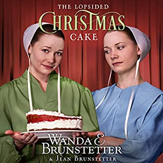 The Lopsided Christmas Cake cover art