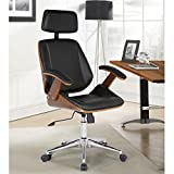 Leather Chairs With Woods - Best Reviews Guide