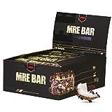 Redcon1 MRE Bar - Meal Replacement Bar (1 Box / 12 Bars) (German Chocolate Cake)