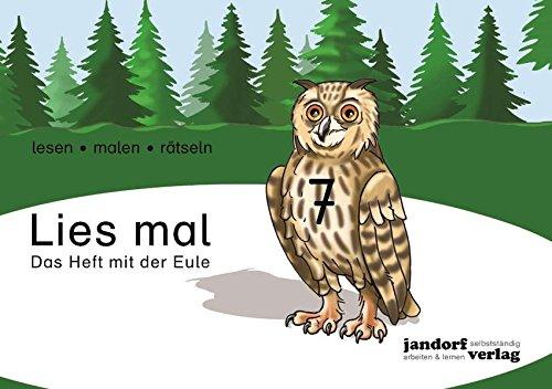 Price comparison product image Lies mal 7 - Das Heft mit der Eule