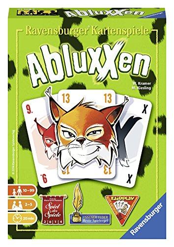Ravensburger Spieleverlag - Domino, de 2 a 5 Jugadores Spieleverlag 27108 (versión en alemán)
