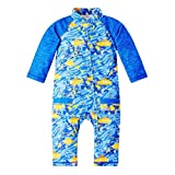 UV SKINZ UPF 50+ Baby Boys' Sun & Swim Suit - Under The Sea - 3/6m