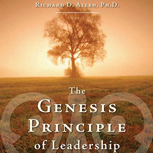The Genesis Principle of Leadership audiobook cover art