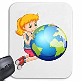 Mousepad alfombrilla de ratón EE.UU. Torre Eifel LIBERTAD PLANETA medio ambiente ecológico BIOLOGÍA GEOGRAFÍA HISTORIA DE VIDA DE MANERA STREETWEAR HIPHOP SALSA LEGENDARIO para su portátil, ordenador