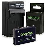 Cargador + Batería EN-EL14 / EN-EL14a para Nikon D3100 | D3200 | D5100 | D5200 | D5300 - Nikon Coolpix P7000 | P7100 | P7700 | P7800 - [ Li-ion; 1050mah; 7.4V ]