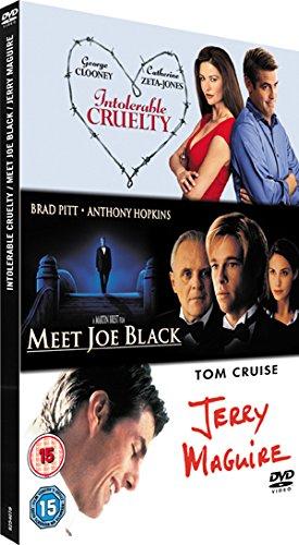 Jerry Maguire/Meet Joe Black/Intolerable Cruelty [UK Import]