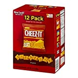 Sunshine Bakeries, Cheez-It, Original, Snack Packs, 12 Count, 12oz Box (Pack of 3)