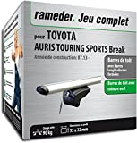 Rameder Pack Barres de Toit Pick-Up pour Toyota AURIS Break (111286-11280-10-FR)