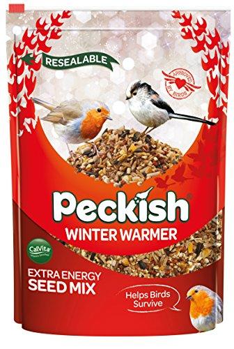 Peckish Winter Warmer Seed Mix (1Kg)