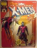 X Men Marvel The Uncanny Archangel (White Wings) 5' Action Figure (1991 ToyBiz)