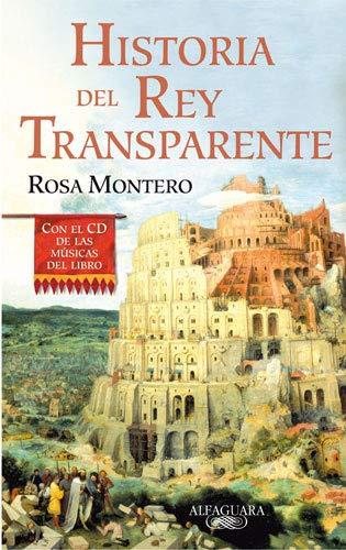 Historia del Rey Transparente (edición especial con el CD con las músicas del libro) (Hispánica)