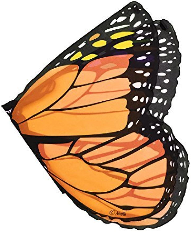 Obtén lo ultimo naranja naranja naranja Monarch Wings by Douglas Cuddle Juguetes  garantía de crédito