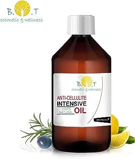Aceite Anti Celulitis 250 ml Con Aceites Esenciales Triple
