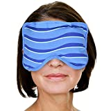 BRUDER Eye Compress Cold Therapy 61080 Professional Model Time-Release Reuseable