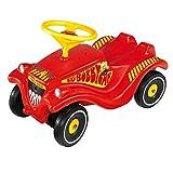 Big 800056105 - Rutschauto Bobby Car - Feuerwehr mit Flüsterreifen