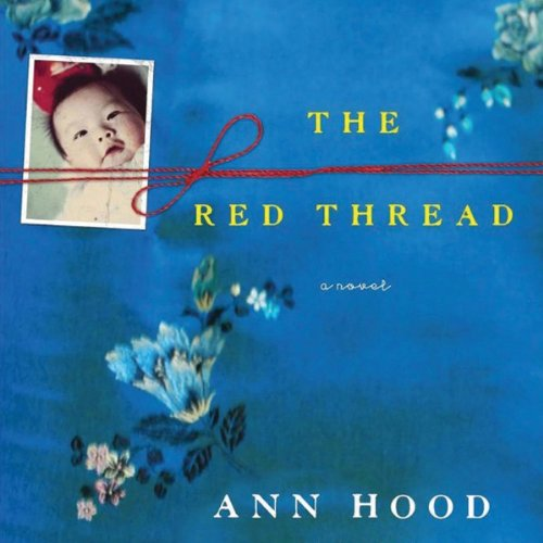 The Red Thread audiobook cover art