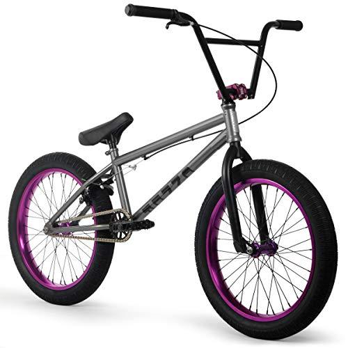 For Sale! Elite BMX 20 inch Commander Bike (Grey)