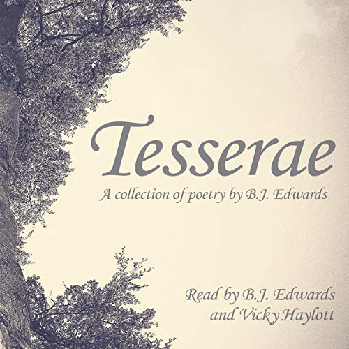 Tesserae audiobook cover art