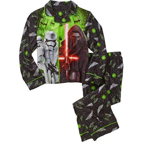 Star Wars Pyjama-Set Kylo REN Bounty Hunter Flanell Mantel Set (8)