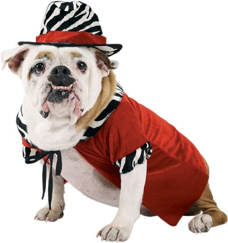 Halloween Dog Pimp Costume (Small)