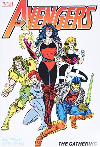Avengers: The Gathering Omnibus Hc