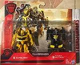 Transformers Autobots Unite Last Knight Bumblebee Hot Rod