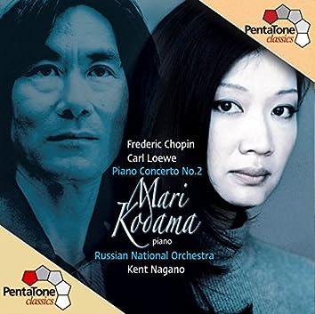 Chopin: Piano Concerto No. 2 - Loewe: Piano Concerto No. 2